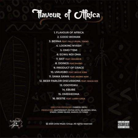 Flavour feat. Fally Ipupa x Tekno